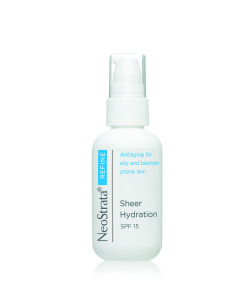 Sheer Hydration SPF 15